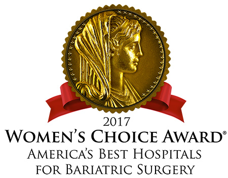 Women's Choice Awards for Bariatric Surgery 2017